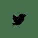 Black Twitter Icon