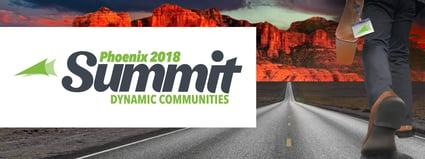 User Group Summit Phoenix, Oct. 15-18, 2018